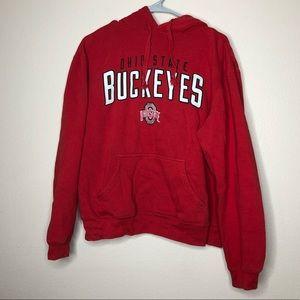 Ohio State University Buckeye's Hoodie Sweatshirt